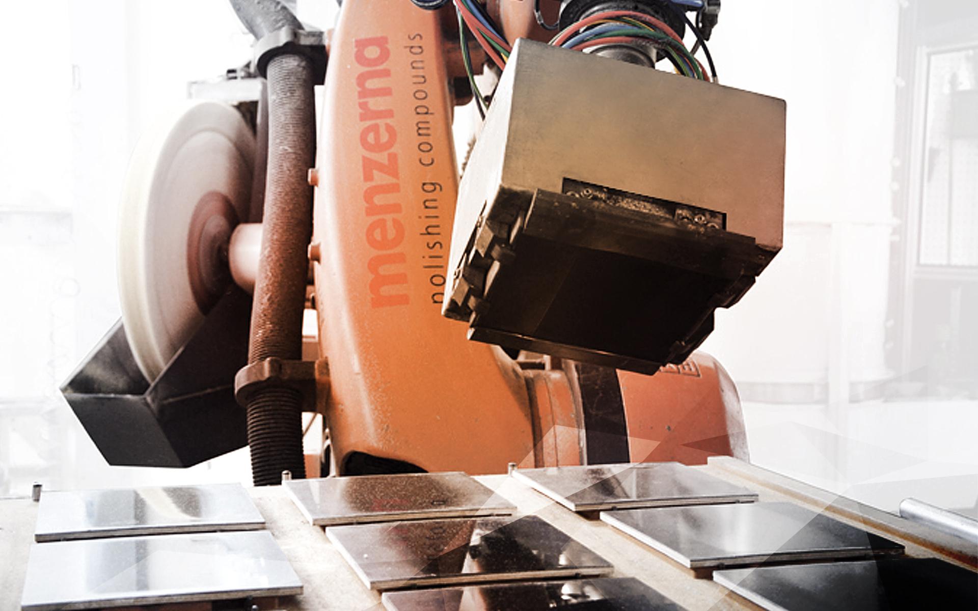 Die sogenannte Inline-Messung ermöglicht die Optimierung von Polierverfahren.